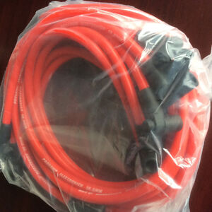 SPARK PLUG WIRES CHEV/FORD/MOPAR V-8's RED London Ontario image 1