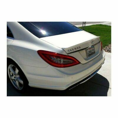 "Mercedes W218 CLS Kofferraumspoiler ""AMG Design"" ABS - OEM FIT - NEW"