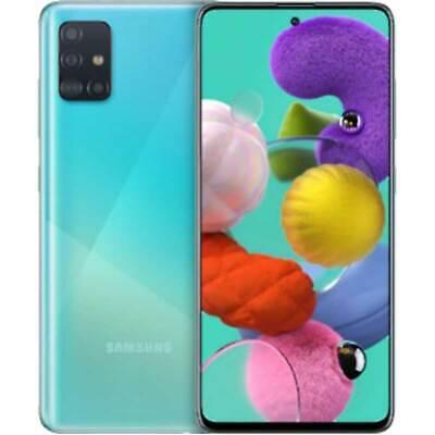 Samsung A515 Galaxy A51 4G 128GB 4GB RAM Dual-SIM blue Garanzia EU NUOVO