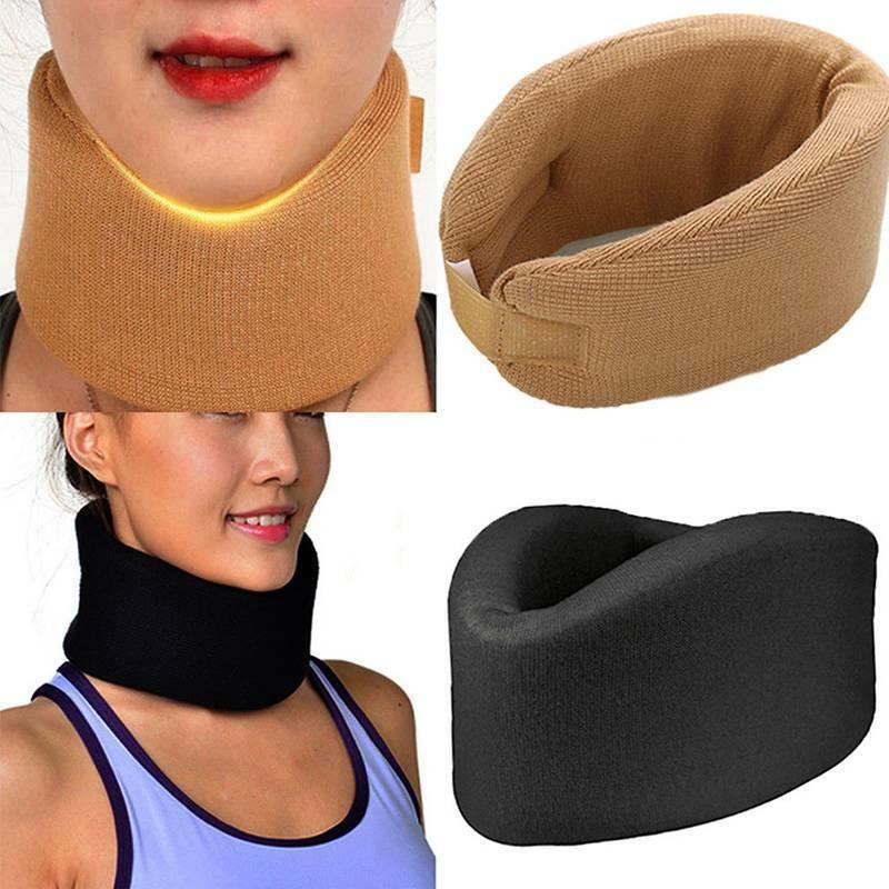 Foam Neck Brace Cervical Collar Support Treating Neck Spine