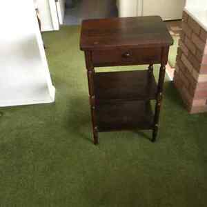 vintage table - from Eatons