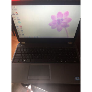 "Dell Inspiron 15"" touchscreen notebook"