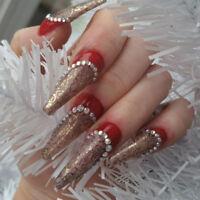 Xmas nail art course