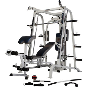 Marcy Diamond Elite Functional Trainer Smith Cage System