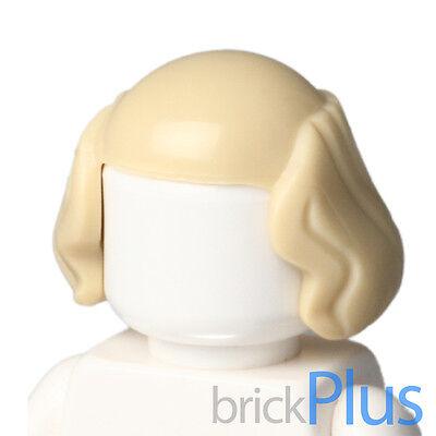 87995 Hair Bubble Style Lego Black Minifig Afro