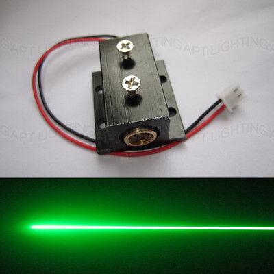 Quality 532nm 100mw Green Laser Modulelaser Diode With Heatsink Free Ttl Driver