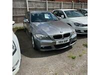 2011 BMW 3 Series 2.0 320D M SPORT 63900 miles Automatic Saloon Diesel Automatic