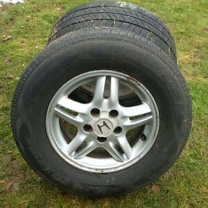 """15"""" honda crv wheels"""