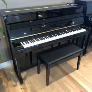 Piano droit Pearl River 110