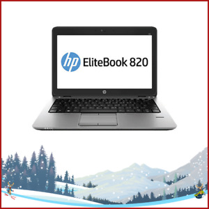 HP EliteBook 820 at an amazing price! Amazing Gift!