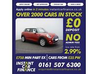 Mini Mini 1.5 ( 136bhp ) ( s/s ) ( Chili ) 2014MY Cooper (s/s)