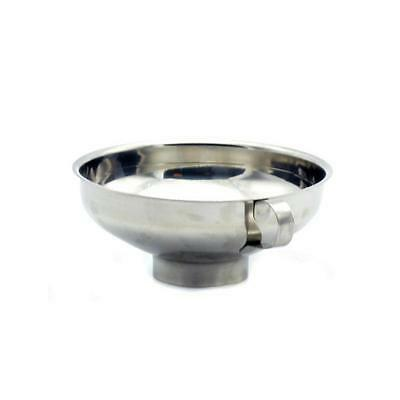 Funnel Filters Wide Mouth Canning Hopper Kitchen Cookings Stainless Steels Tools