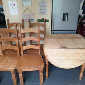 26d8b20d66 Second-Hand Dining Tables & Chairs for Sale in Derby, Derbyshire ...