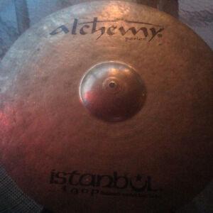 """21"""" Istanbul Alchemy Ride Cymbal"""