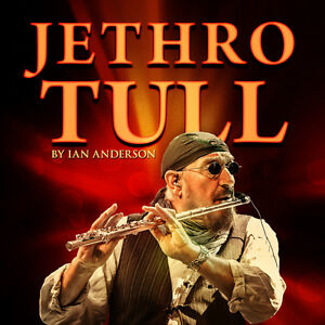 Two Tickets for Jethro Tull at Caesars Windsor