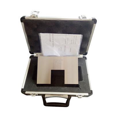 Yushi Ray-check Aws-ds Ultrasonic Calibration Test Block 1018 Steel Ndt