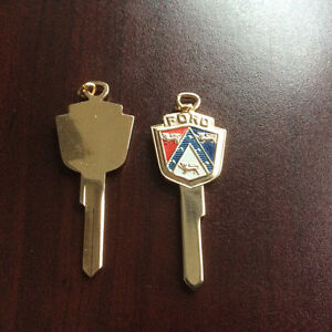 Vintage Ford key blank 1940s-50s-60s