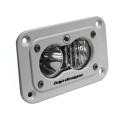 Baja Designs ATV S2 Pro LED Driving Combo Flush Mount Light White