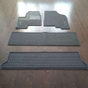 Uplander Winter Floor Mats