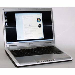 "Dell Inspiron 640m Laptop Core2Duo WiFi DVDRW 1GB RAM 60GB 14.1"""