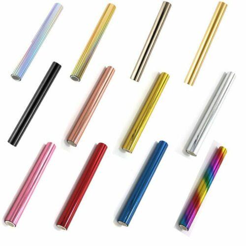 Colorful Toner Stamping Holographic Foil Paper For Laser Printer Paper Cards