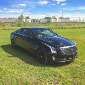 2015 Cadillac ATS Coupe Luxury AWD Coupe (2 door)