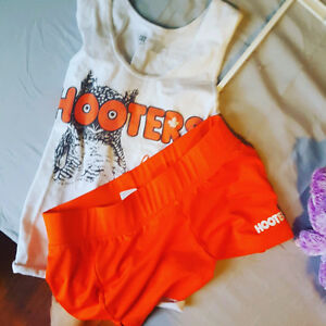 Original hooter girl outfits - several available