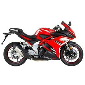 Lexmoto LXR 380cc A2 Legal-Superbike - Call Us today to secure