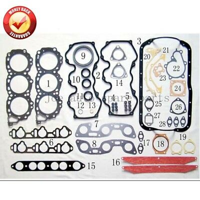 VG30S Engine Full gasket set kit for Nissan Cedric Y31  Laurel C32 30L 2960cc