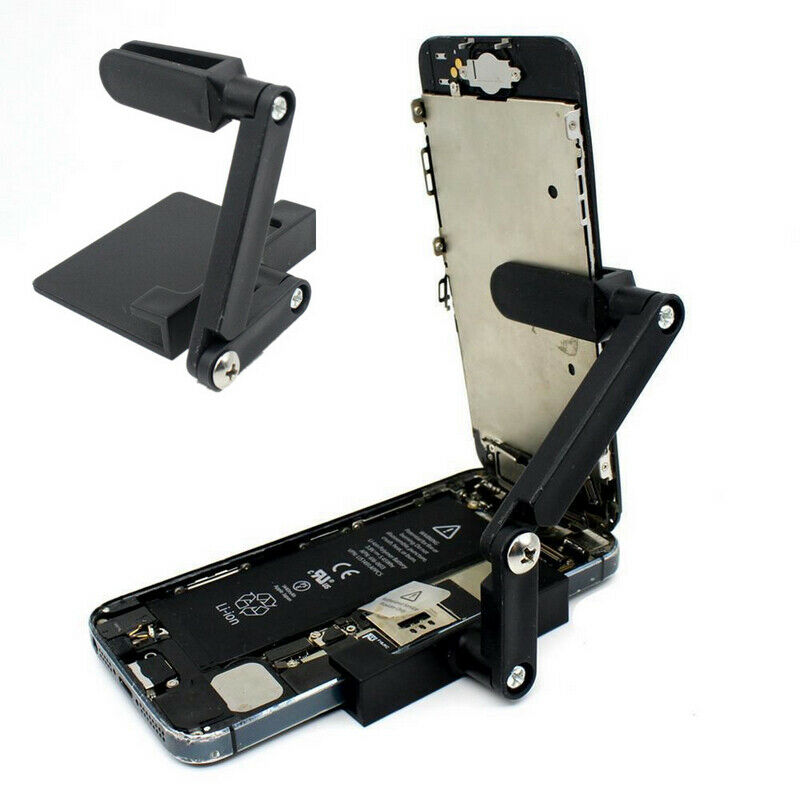 Adjustable Stand Holder Lcd Screen Fastening Clamp Iphone Re