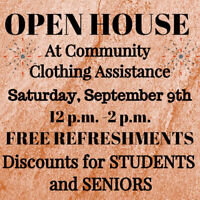 FREE Open House for Students and Seniors