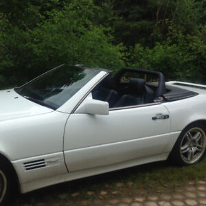 1992 SL500  this is a Classic