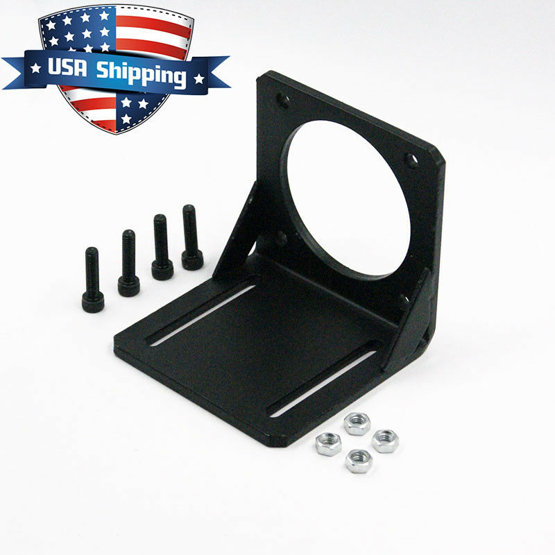 Steel Metal Mounting Bracket for NEMA 34 / Size 86 Stepper M