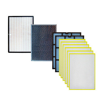 Air Purifier Replacement Filter Set Compatible with COWAY AP-1018F