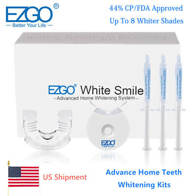 EZGO Professional Best Teeth Whitening Kit At Home Teeth Whitening