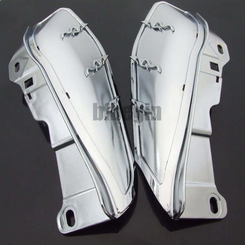 Engine Mid Frame Seat Air Heat Deflector Trims Shield