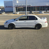 2004 Mitsubishi Lancer Ralliart Sedan