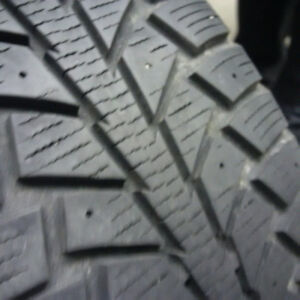 Snow Tires on Rims for Honda Civic Oakville / Halton Region Toronto (GTA) image 2