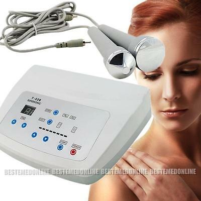 Usa Fastly Ultrasound Ultrasonic Therapy Pain Control Skin Massager Machine