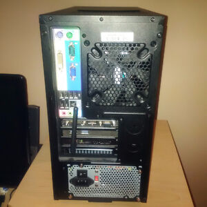 Gateway FX6840 Gaming computer in a Cooler Master case- Reduced