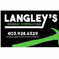 Langleys General Contracting