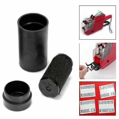 5x Refill Ink Rolls Ink Labeller Cartridge For Mx-6600 Mx5500 Price Tag Gun