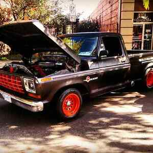 Ford Custom Muscle Truck