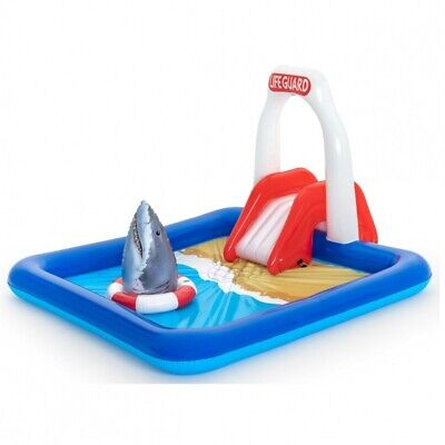 Bestway Lifeguard Tower Play Centre Children's Paddling Swimming Pool  – BW53079