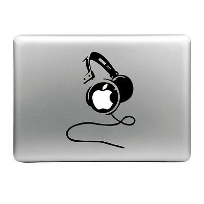 MACBOOK AUFKLEBER STICKER SKIN DECAL MACBOOK PRO13 15 MACBOOKAIR13 KOPFH RER B30