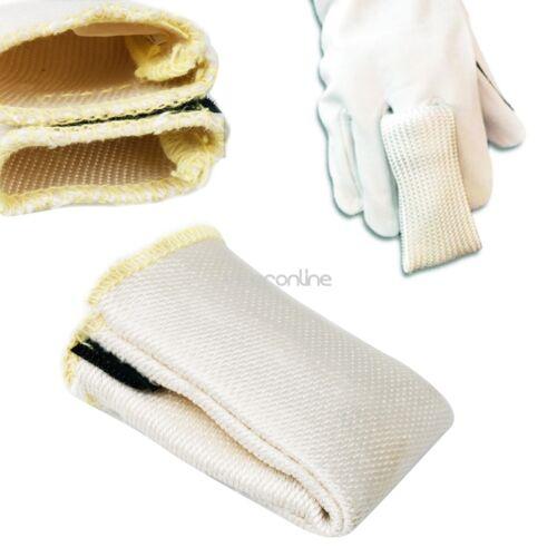15cm Schweißer-Ausrüstungs-Finger-Hitzeschild-Handschuhe für Schweißgerät-Schutz
