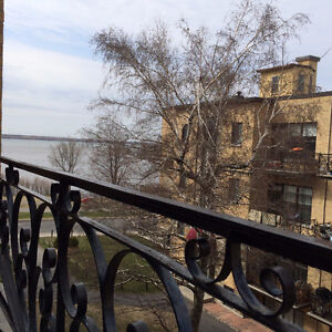 For rent - Beautiful Lake front   4 1/2  LACHINE  $975