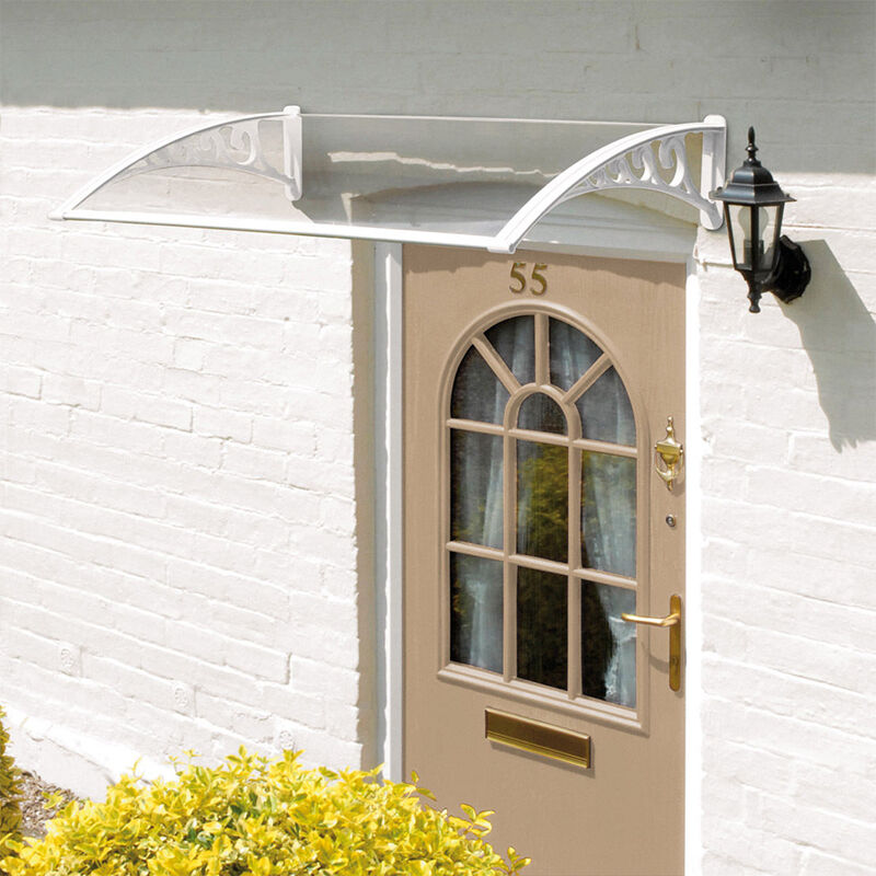 Canopies Canopy And Front Door Glass And: Your Guide To Building A Front Porch Canopy