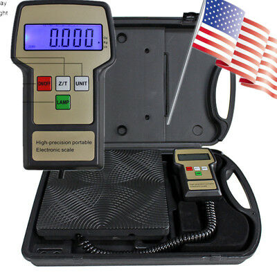 Heavy-duty Professional 100kg Refrigerant Charging Electronic Scale Case