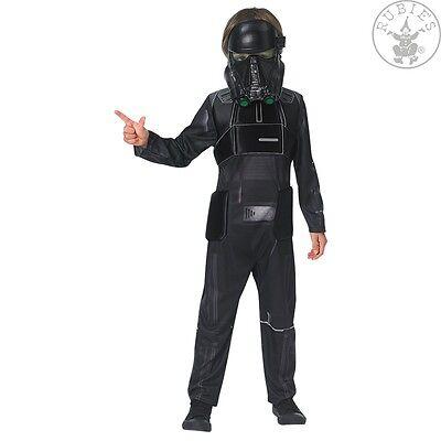 Star Wars * rogue one * Kinder Kostüm * Death Trooper DELUXE Child * 5-14 Jahre